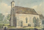 An image of Saint Giles from the Shropshire Archives. More information about the history of Shrewsbury can be found at http://www.discovershropshire.org.uk/