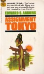 Assignment Tokyo: One of the Asian spy thrillers selected by Pulpcurry this month. Sam Durell was also profiled on Existential Ennui.