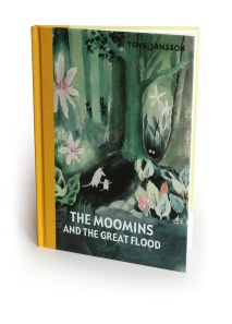 Only three stars for the first Moomin book. Please read all the others in the series immediately.