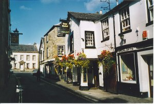 The suitably smugglerish Kirkby Lonsdale. Photo by Colin Smith from Geograph.org.uk