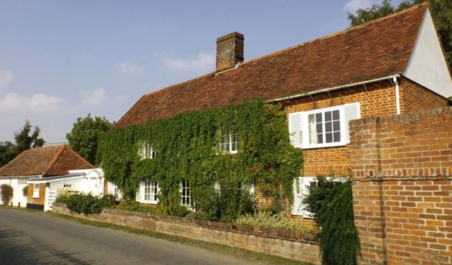 Ruth Rendell's house
