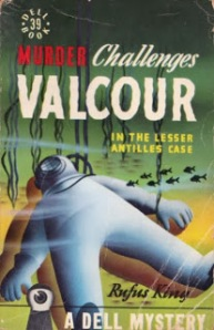 The Lesser Antilles Case reviewed at Vintage pop Fictions this month - great cover!