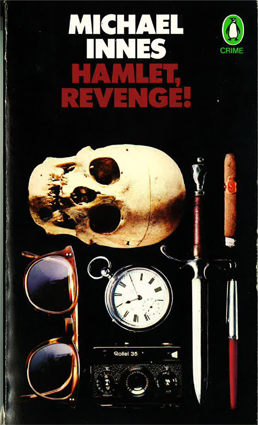 good thesis for revenge
