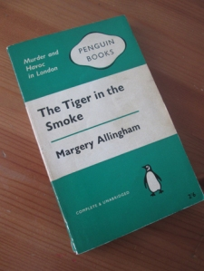 The 1962 Penguin edition, originally owned by F.A.F.  7/11/62