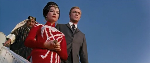 The Counterfeit Writer looked at the 1966 Michael Caine/Shirley Maclain film Gambit