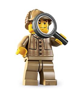 Lego detective