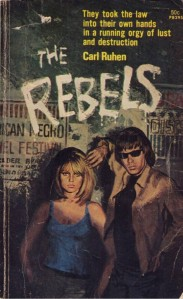 Australian blog Pulp Curry looked at pulp writer Carl Ruhen.