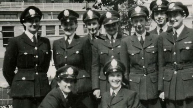 Victorian Policewomen designed their own uniforms in 1947 under strict instructions from Chief Commissioner Alexander Duncan to omit epauelettes (ornamental shoulder pieces) because he believed women would never reach the rank of officer, according to the Victoria Police Museum.