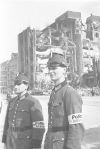 German civilian police in postwar Berlin, 1945